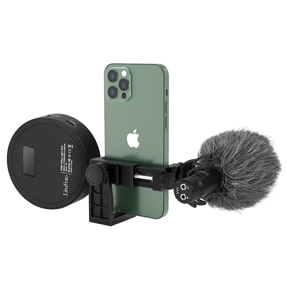 Multipurpose Phone Clip