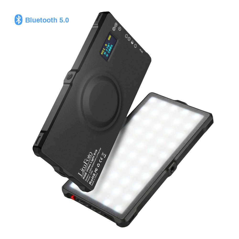 RGB Video Light R19
