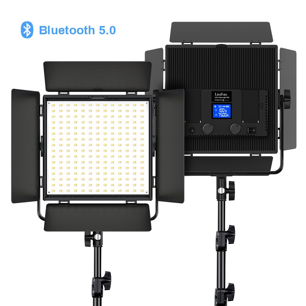 LED Photography Light P60