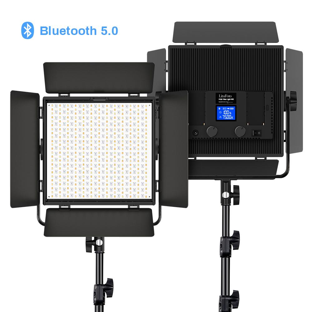RGB Photography Light R60